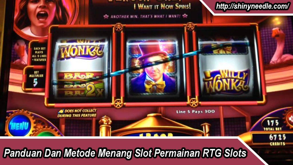 Permainan RTG Slots